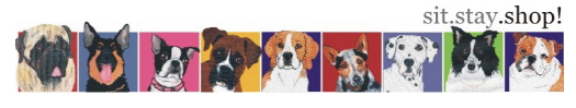 CafePress Dog art