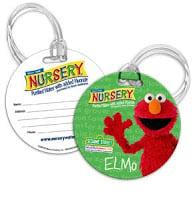 >FREE Nursery Bag Tag!