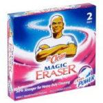 >FREE Mr. Clean Magic Erasers…