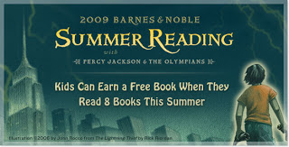 >Barnes & Noble Reading Program for Kids + FREE Book