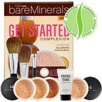 >Bare Escentuals Get Started Kit ($174 Value) only $48…