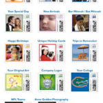 >PERSONALIZED Photo Stamps…. 40 for under $24!!!