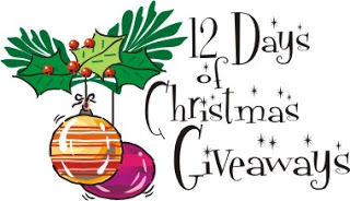 >The THIRD Day of Christmas GiveAway…