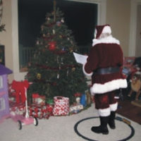 >Our Santa Image…and how YOU can WIN your own…