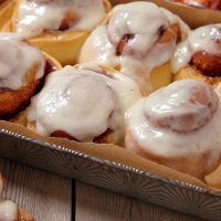 Best Ever Homemade Cinnamon Roll Recipe