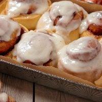 Grammy's BEST Cinnamon Roll Recipe