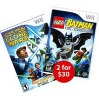 >2 Wii Games for $30 SHIPPED at Walmart…