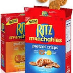 >FREE Ritz Munchable Pretzel Crisps Sample…