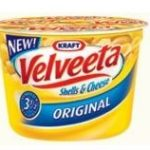 BOGO FREE on Velveeta Shells & Cheese Cups…