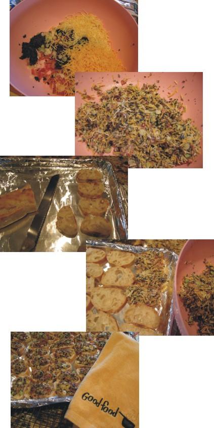Sunday Sweet Sunday: From My Kitchen…Bacon Rounds…