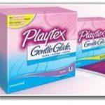 $2.00 off of Playtex Gentle Glide Tampons…