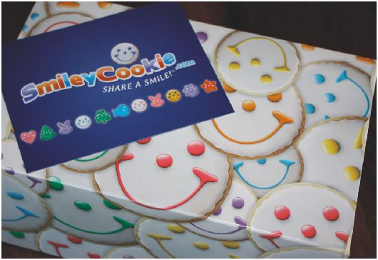 Smiley Cookie Review and Giveaway = Serious Yum.