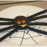 Halloween Arts & Crafts: Oreo Cookie Spiders