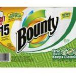 *HOT* Bounty Paper Towel Deal…