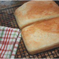 Sunday Share | Homemade Easy Bread