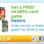 *HOT* Hasbro BOGO Free Game Coupon…