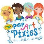 $2 Off Crayola Pop Art Pixies Printable Coupon