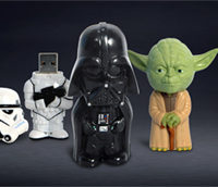 Star Wars Flash Drives and More at Gilt Groupe…