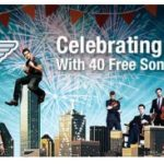 40 FREE iTunes Songs from Southwest Airlines!