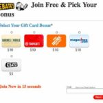 $10 Giftcard from Ebates for New Members + Hot Online Deals including 12% Cash Back + FREE Shipping from eBags!