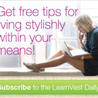 LearnVest: FREE Daily Financial Tips for Stylish Living on a Budget!