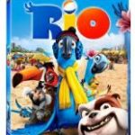 $3 off Rio Blue Ray or DVD Printable Coupon