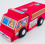 FREE Lowe's Fire Truck Workshop for Kids this Weekend…