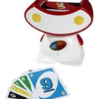 Winner, Winner, WINesday #5: UNO Roboto Game Product Review and Giveaway!