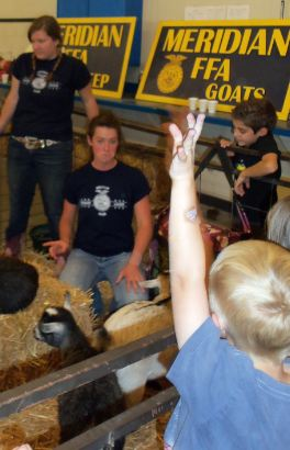 Sunday Share: SheSaved is Proud to Support Agriculture Education