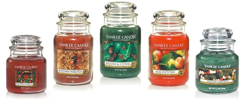 Winner, Winner,WINesday #1: Yankee Candle Giveaway!