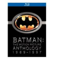 Batman: The Motion Picture Anthology Blu Ray for $24.99 shipped