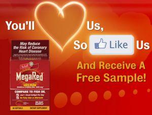 Free Sample of Schiff MegaRed Krill Fish Oil