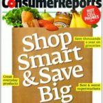 Consumer Reports Magazine Subscription for $19.99 / Year!