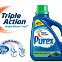 Free Purex Triple Action Sample