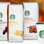 Free Coffee at Starbucks When You Buy a Bag of Blonde Roast Coffee