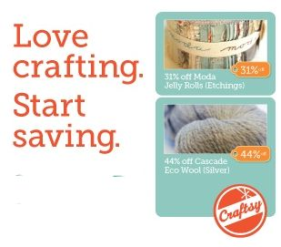 Craftsy: Daily Deals, Classes and More for Craftsy People!