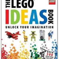 Scholastic Book Review and Giveaway: The LEGO Ideas Book
