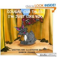 FREE Children's Kindle Book: Cougar Cub Tales: I'm Just Like You