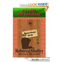 FREE Children's Kindle Book: All I Got for Christmas (Smartboys Club)