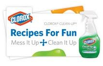 Winner, Winner, WINesday #4: Clorox Clean-Up Product Giveaway (4 Winners!)