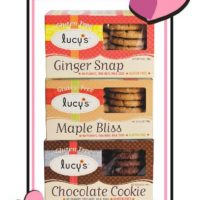 Winner, Winner, WINesday #3: Lucy's Cookies Review and Giveaway