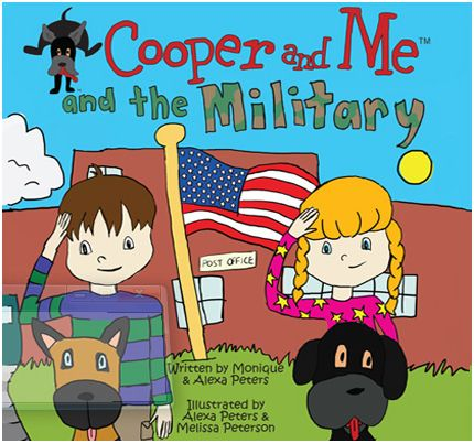 Winner, Winner, WINesday #1:  Cooper and Me and the Military Book Review and Giveaway!