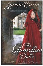 Winner, Winner, WINesday #3: The Guardian Duke: A Forgotten Castles Novel Giveaway