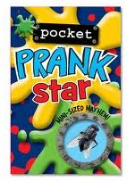 Winner, Winner, WINesday #1: Scholastic Pocket Prank Star Book Review and Giveaway!