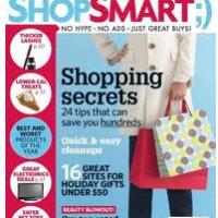 Shopsmart Magazine | $20.00 per Year