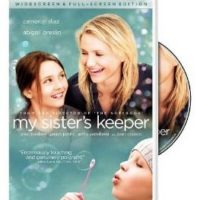 My Sister's Keeper DVD for $4.10 Shipped
