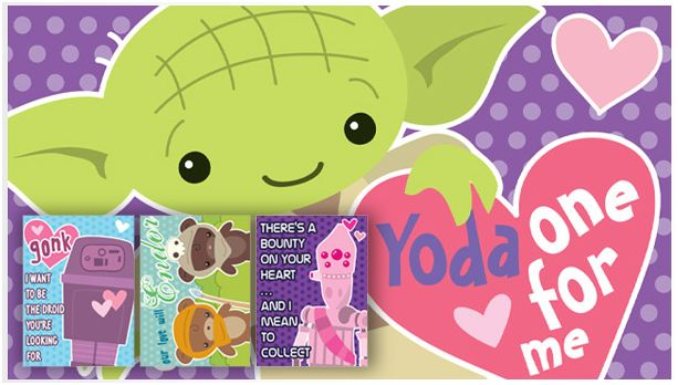 Free Star Wars And Minnie Mouse Printable Valentine S Day Cards