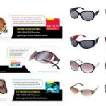 *HOT* Women's Branded Sunglasses: 9 Pair for $11.99