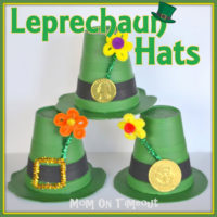 She's Crafty: Leprechaun Hats