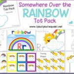 FREE Somewhere over the RAINBOW Tot Pack
